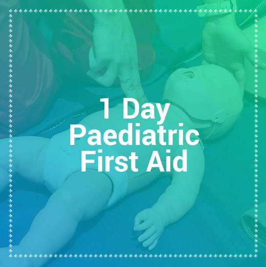 1 Day Paediatric First Aid Training