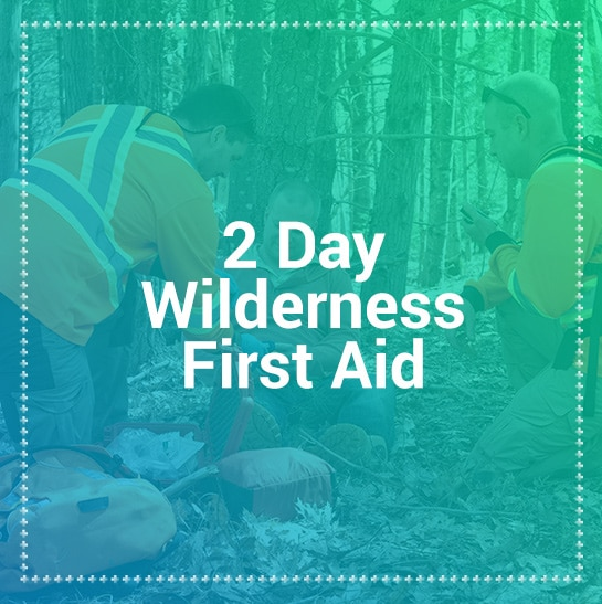 2 day outdoor first aid course