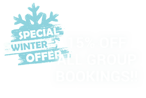 15% off first aid courses this winter